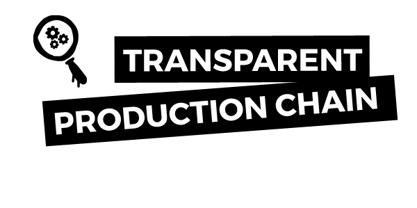Transparent Production Chain