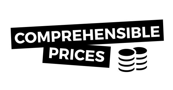Comprehensible Prices
